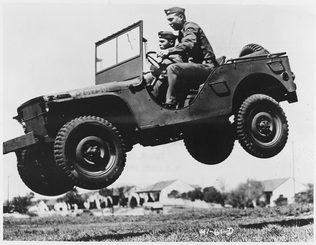 This Vehicle A Jeep But Whoever It Was The Name Caught On Quickly And Stuck Below Are Pictures Of Eugene Early Model S Mb